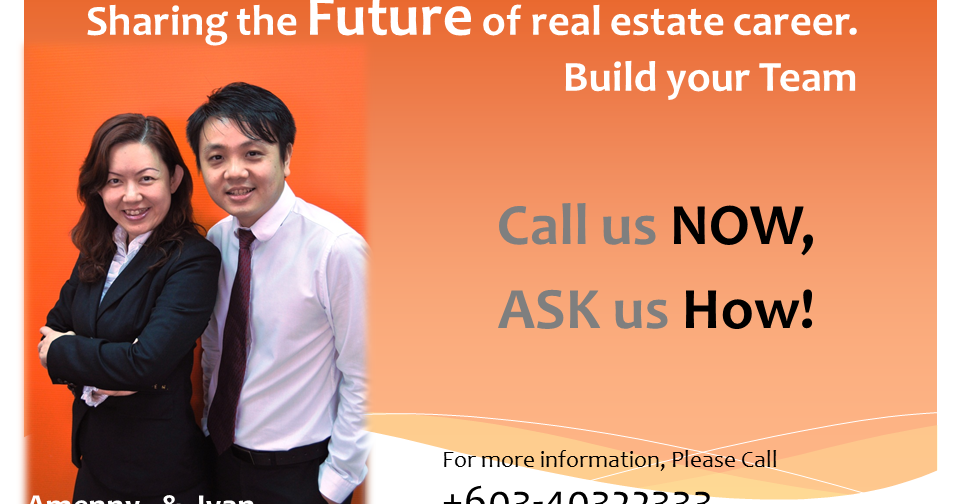 Real Estate Career : Real estate career in malaysia path