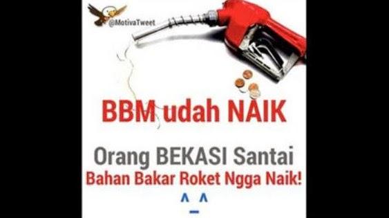 DP BBM Lucu Meme Comic Harga BBM Naik