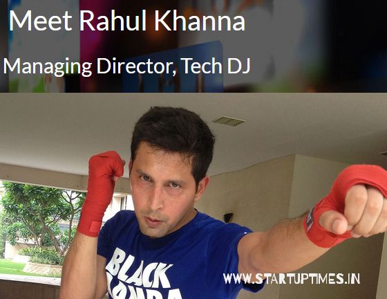 About Rahul Khanna Cannan Partners