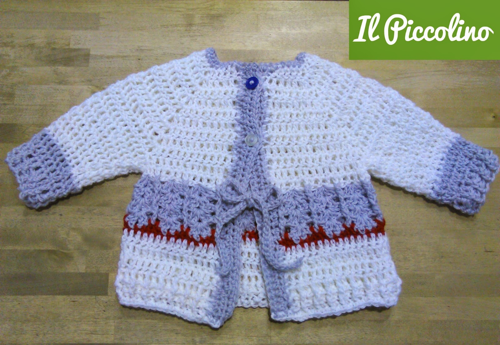 Cardigan all 39 uncinetto schemi full zip sweater for Top all uncinetto schemi