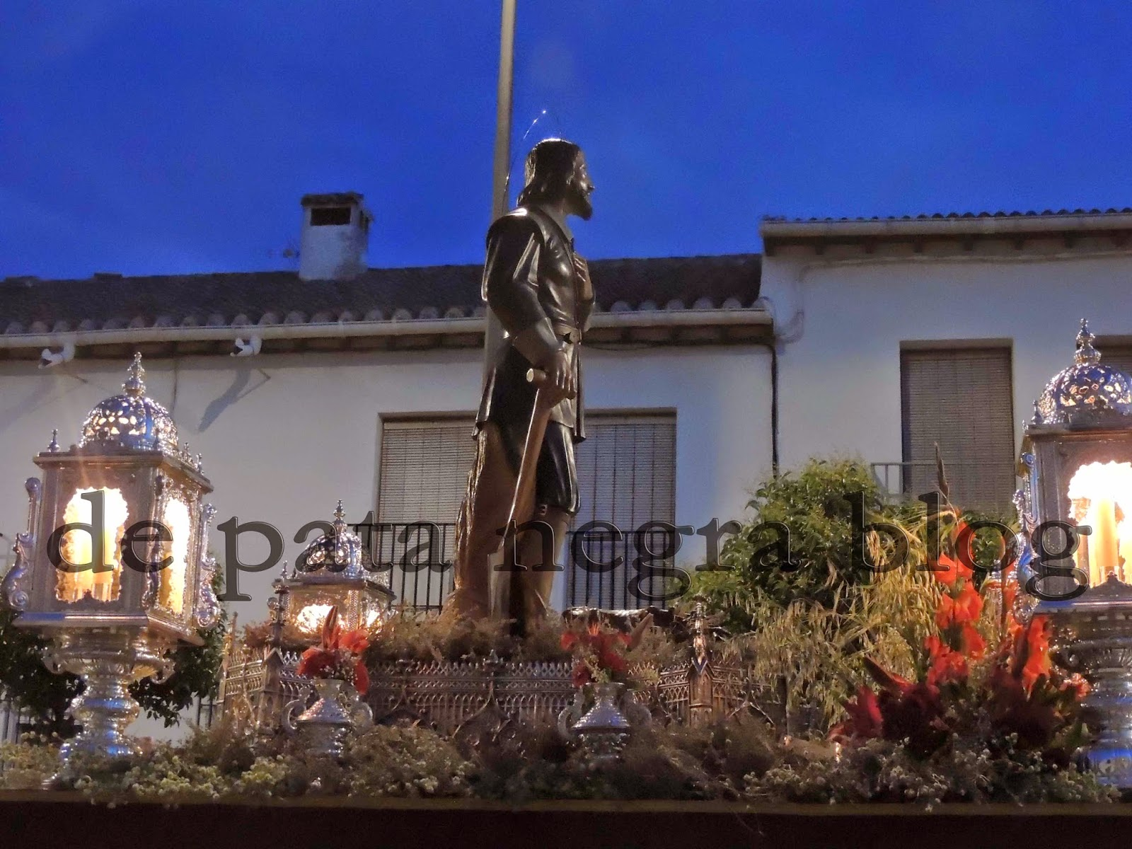 San Isidro Labrador, Almagro 14