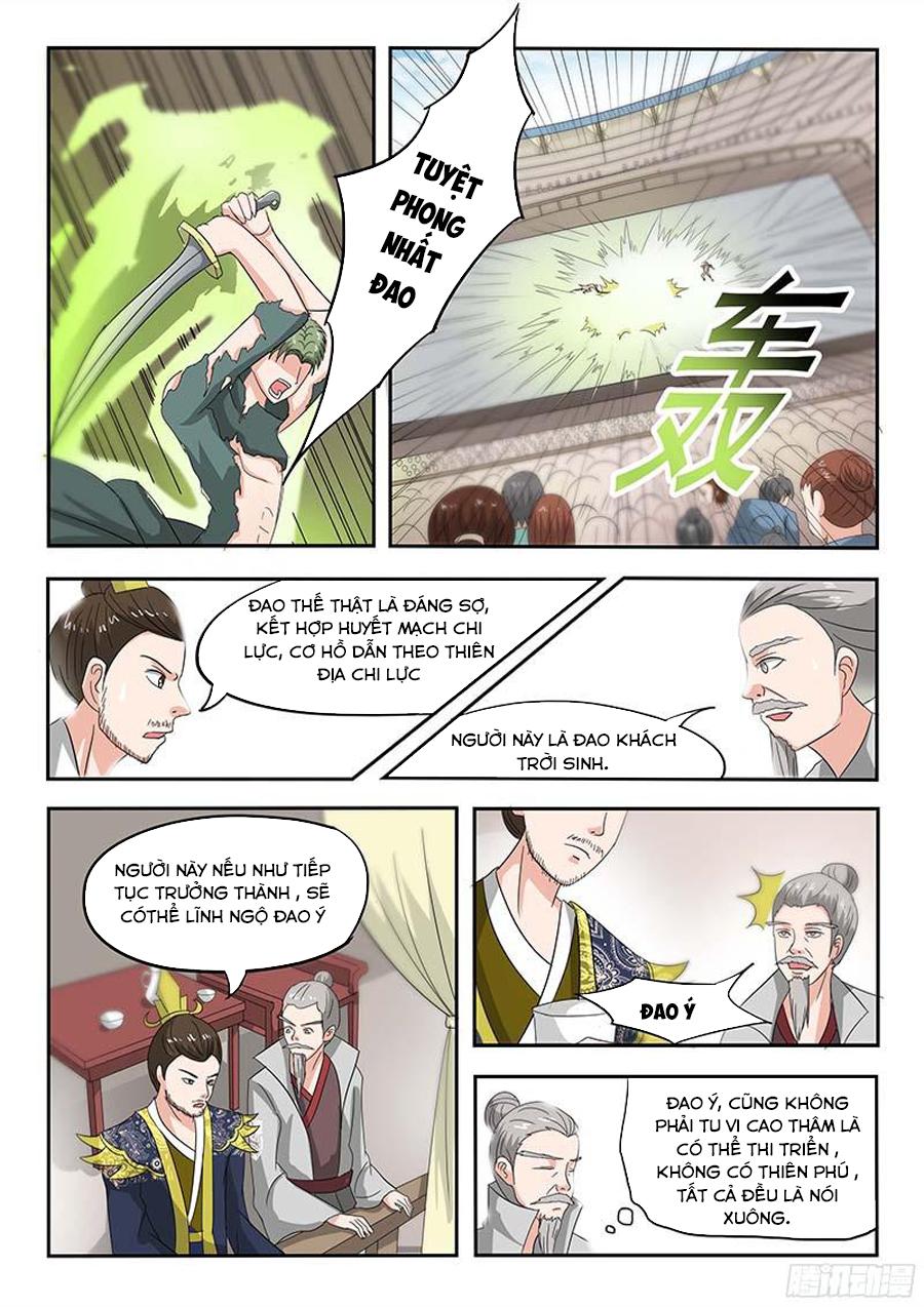Võ Thần Chúa Tể Chap 125 - Trang 4