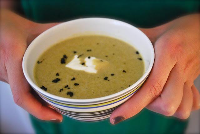 recept, ört, soppa, provensalisk, linssoppa,