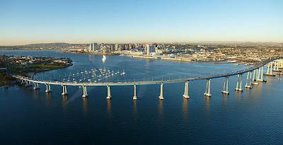Puente Coronado de San Diego - California - que visitar