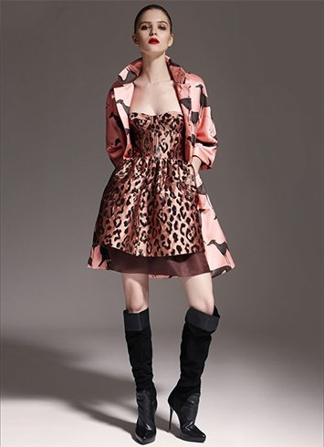 Be Wild And Sassy At The Parties by wearing decoded animal fashioned designs in this winter. You may wear chic animal designs printed cloths at many various events and parties that would be eyeball grabbed for others, it may be also night club dress or cocktail dress, you may also impress and attract your boss and other companions at your office by wearing animal fashioned designs dress, also keep your chic and neck and feet printed with cloths designed by animals fashions, and a lovely printed and fashioned maxi may inspire others, balanced look may be displayed and flaunt your fashion by wearing a zebra or black and white printed fashion,
