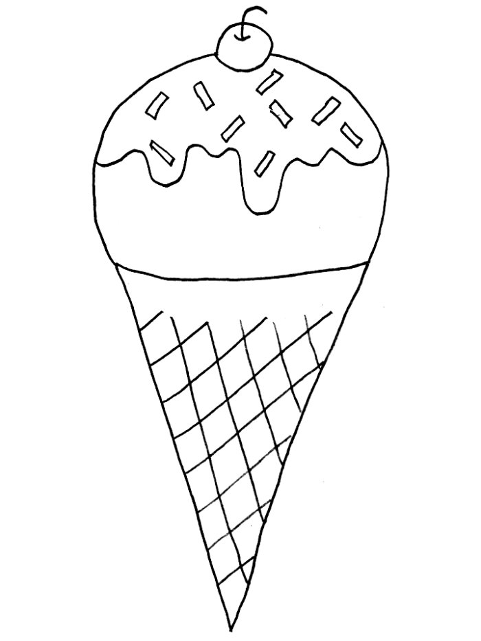 coloring pages ice - photo#5