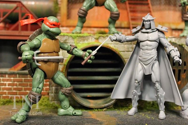 Teenage Mutant Ninja Turtles Shredder Toy : Tmnt classics wave 4: shredder and krang the technodrome forums