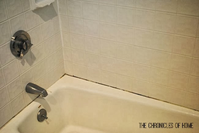 The Chronicles of Home: Update an Old Bathtub in Three Easy Steps