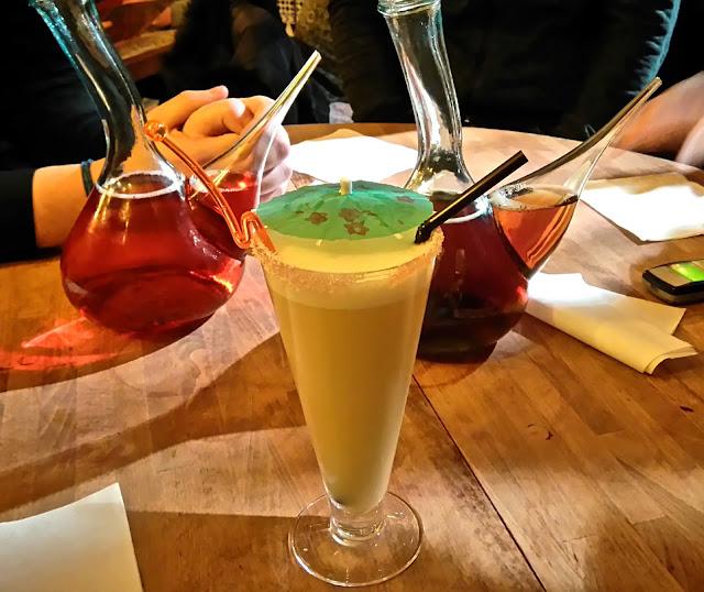 pina colada, la bodega, Nantes, bar, apéro, bullelodie