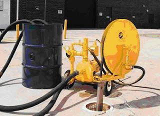 Gestion de calidad limpieza de tanques subterr neos para for Limpieza de tanques de combustible
