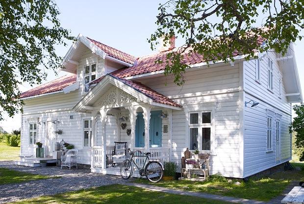 Bl veispiken norges vakreste hjem - Casas escandinavas ...