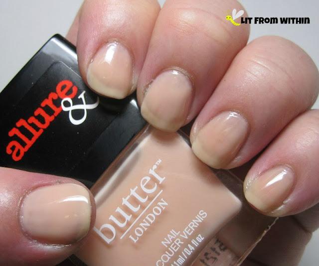Butter London X Allure Nude Stilettos