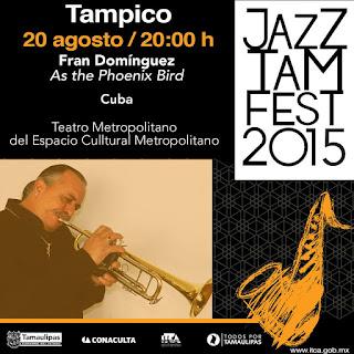 festival de jazz tampico 2015