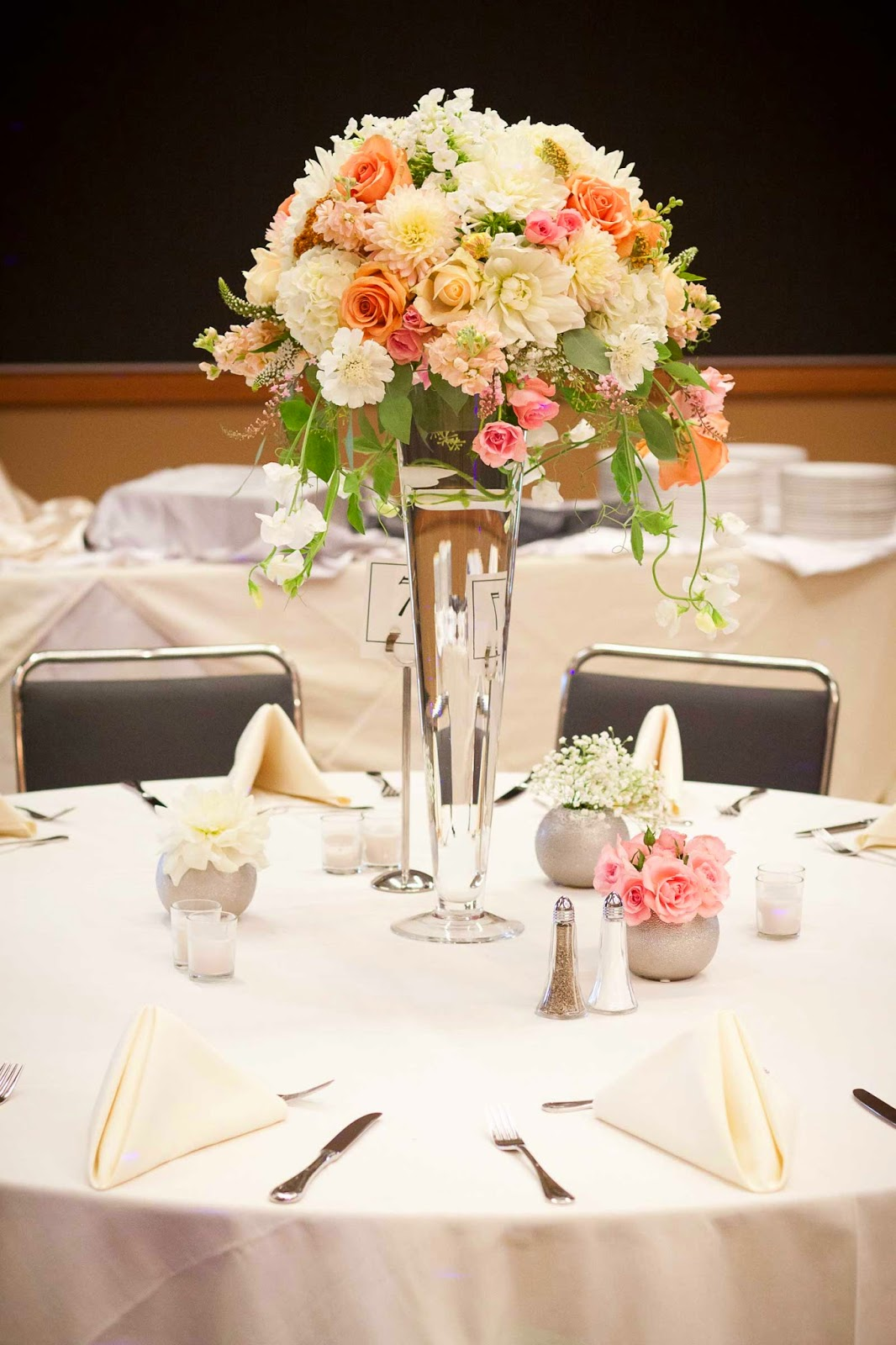 Centerpiece Vase Decorations : Best wedding centerpiece ideas diy centerpieces