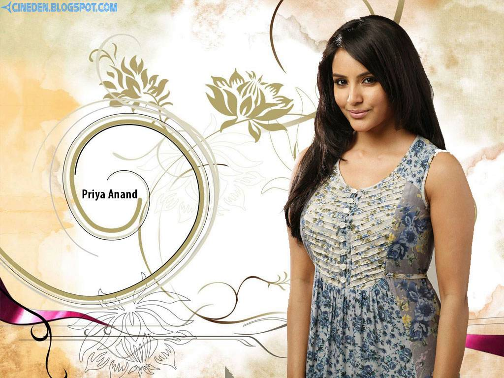 Happy Birthday, Priya Anand - CineDen