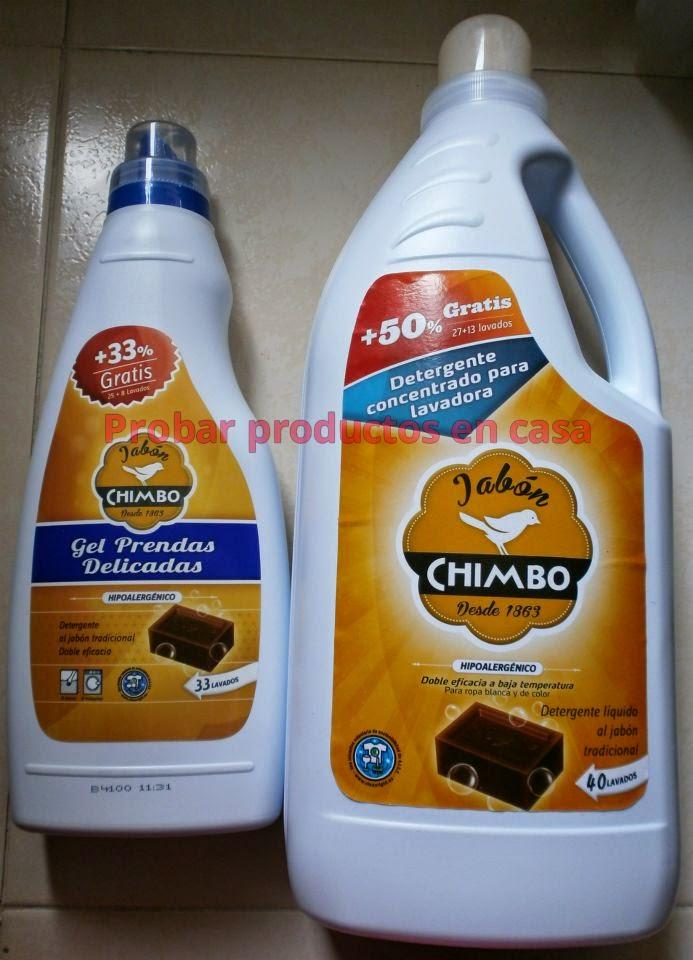 Chimbo Detergente