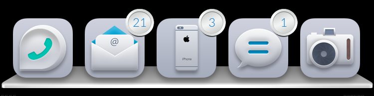 theme marabou cho iphone