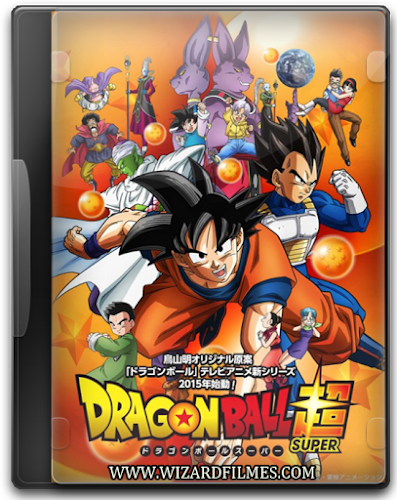 Dragon Ball Super 1ª Temporada Torrent – HDTV 1080p Legendado (2015)