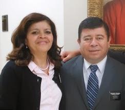 President and Sister Hernandez