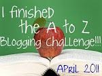 A-Z Challenge April 2011