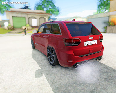 GTA SA - Jeep Grand Cherokee 2015