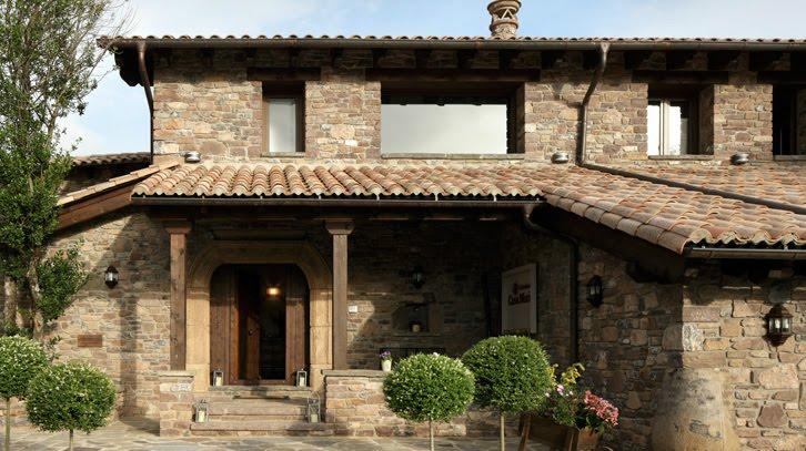 Estilo rustico fachadas rusticas - Fachadas casas rusticas ...