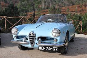 Alfa Romeo Giulietta Spider 101 - 1960