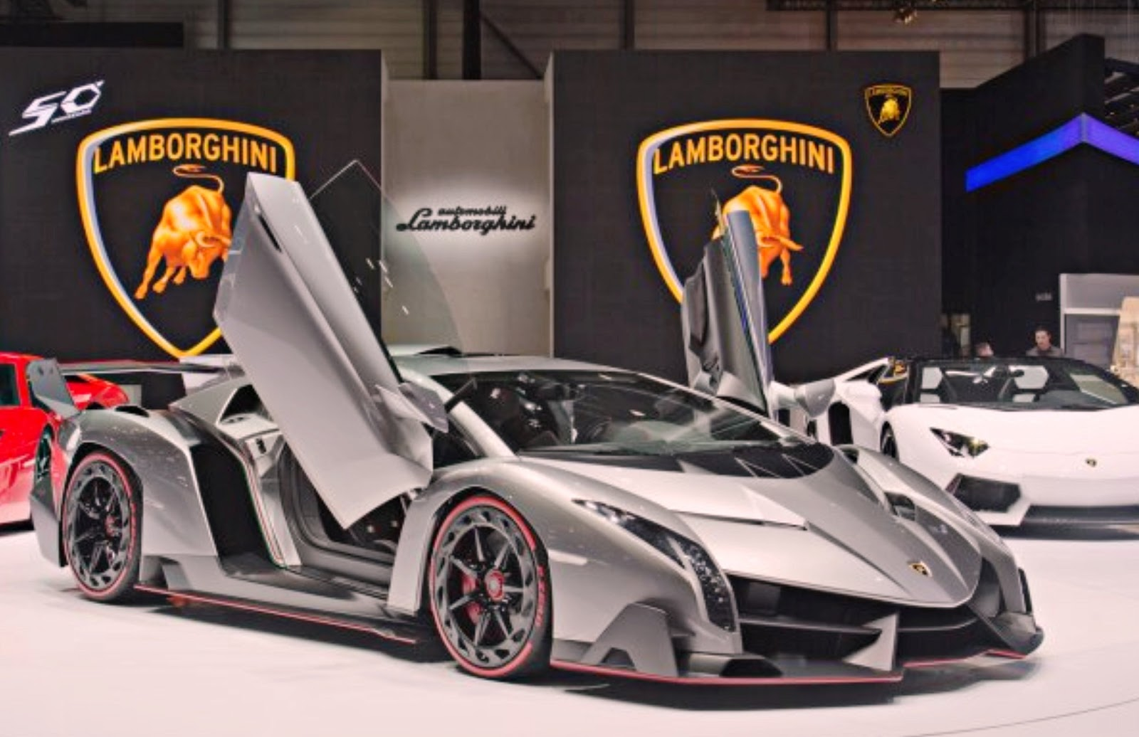 2017 Lambo Price >> 2014 Lamborghini Veneno - My Favourite Car