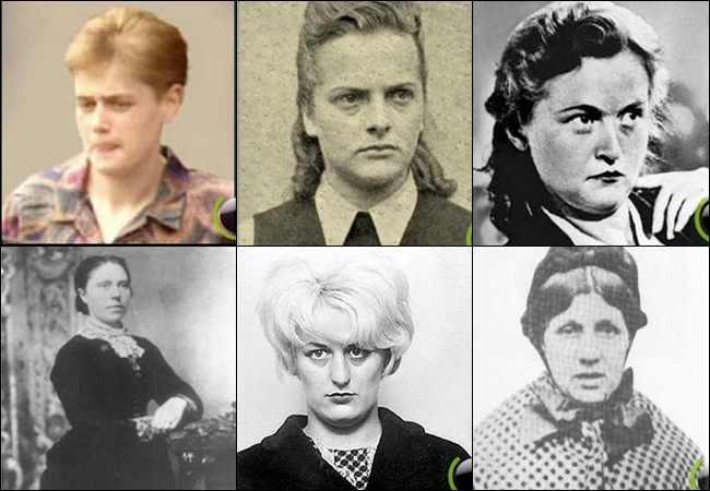 10 Perempuan yang paling Jahat Sepanjang Masa
