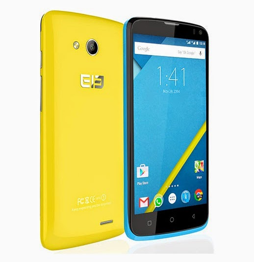 Elephone G2 - Smartphone 1 Jutaan