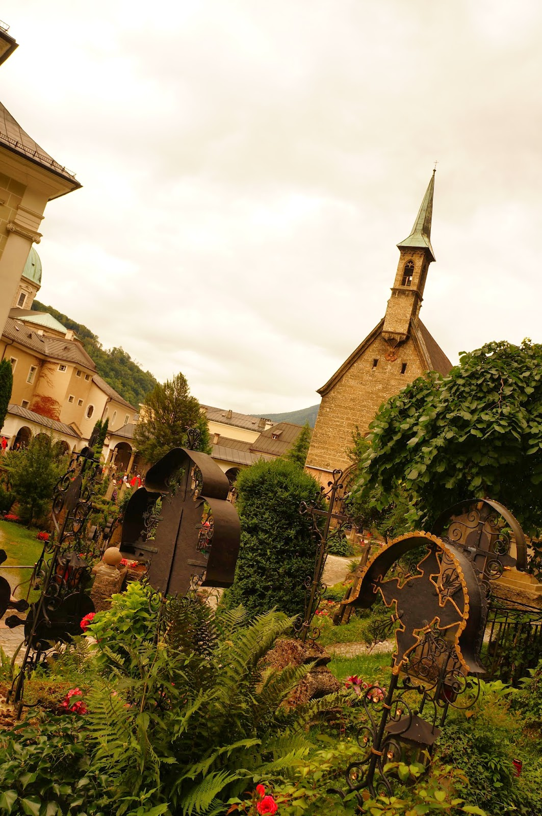 Кладбище-в-Зальцбурге