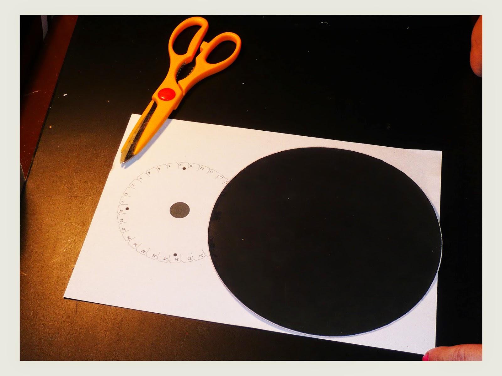 50 Crisis: Recicla conmigo: Cómo hacer discos Kumihimo
