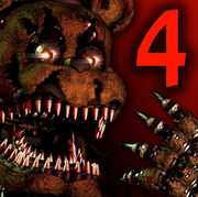 Download Five Nights at Freddy's 4 v1.1 Apk + Mod