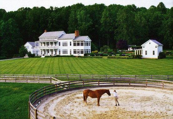 Baze days dream home for Home and ranch