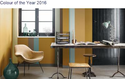 trend warna pilihan 2016