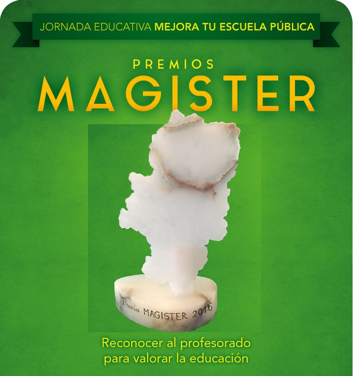 Premio Magister de Honor 2017