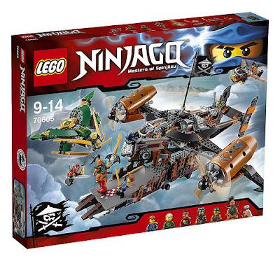 TOYS : JUGUETES - LEGO Ninjago  70605 Fortaleza de la Mala Fortuna   Misfortune's Keep  Producto Oficial 2016   Piezas: 754   Edad: 9-14 años  Comprar en Amazon España & buy Amazon USA