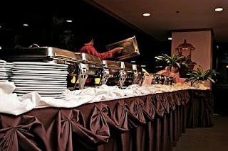 Decoracion de Mesas para Buffet, Presentacion y Montaje