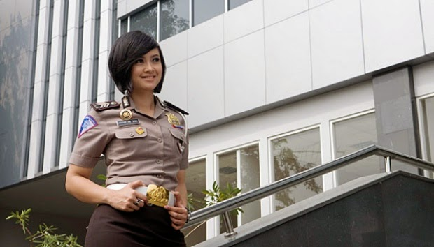 polwan cantik 72bidadari.blogspot.com