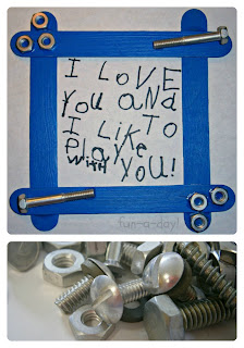 fathers day tool craft