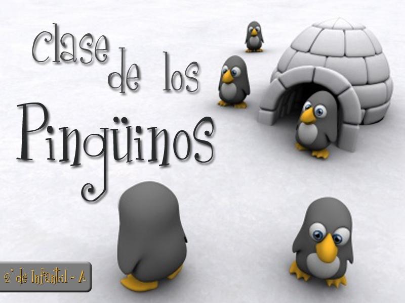 Clase de los Pingüinos