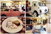 Thích thú trong nhà hàng ô tô ngộ nghĩnh, khám phá ẩm thực, địa điểm ẩm thực độc đáo, điểm ăn uống 365