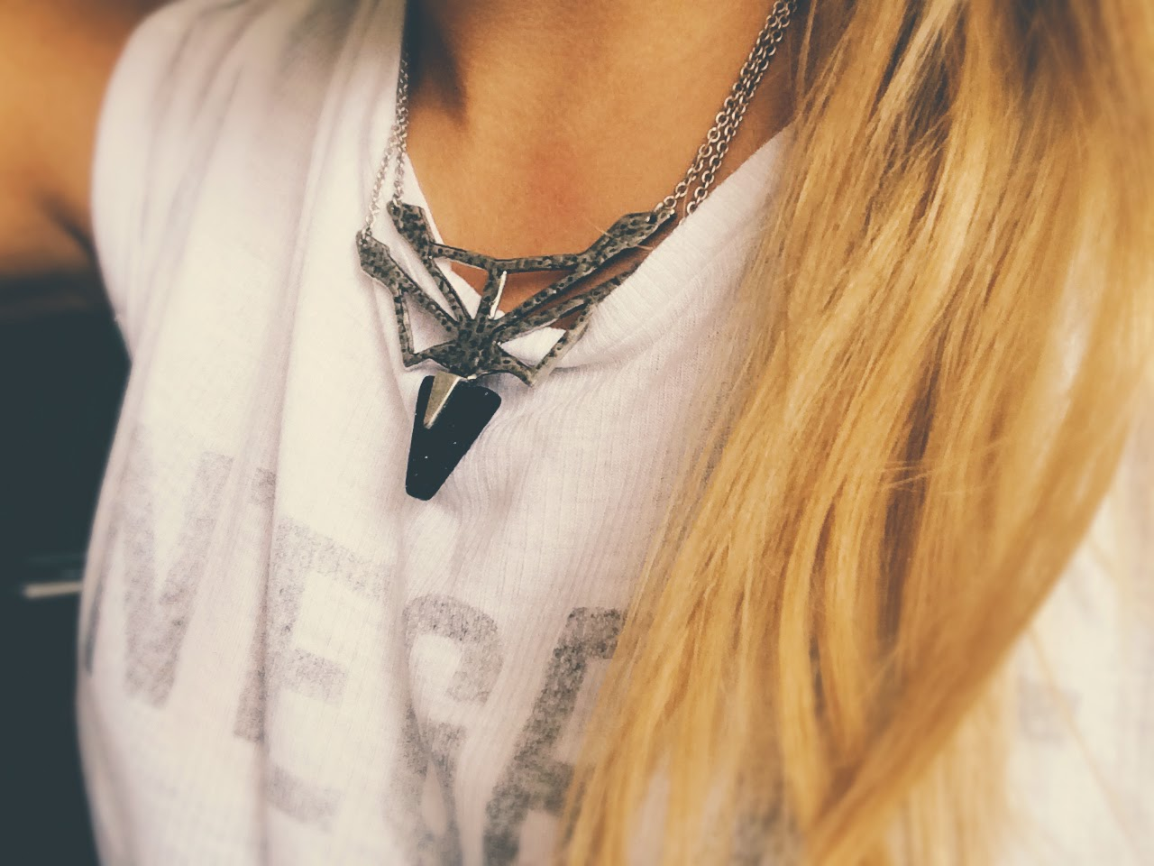 Necklace Silver Brandy and Melville