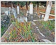 Kardeşi Sadık Ağa' nın Mezarı