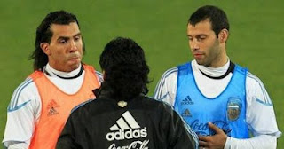 Milan : Tevez dan Mascherano | Jadwal Bola | Euro 2012