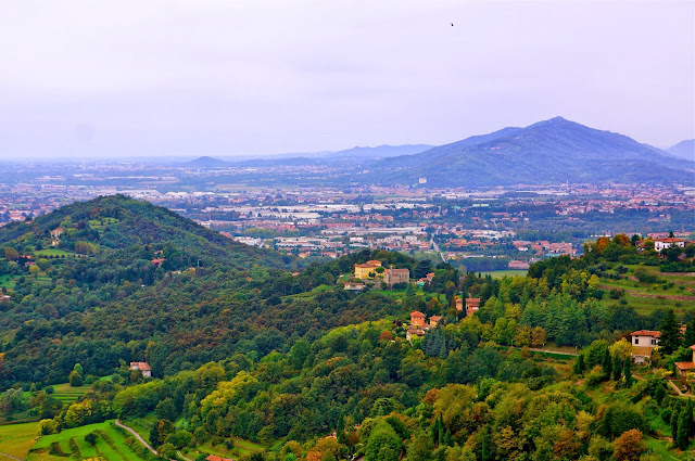 Image of Bergamo, Italy.