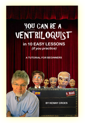 YOU CAN BE A VENTRILOQUIST