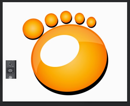 icon gom player, icon photoshop, tutorial photoshop