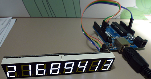 Dubworks prime number generator with arduino