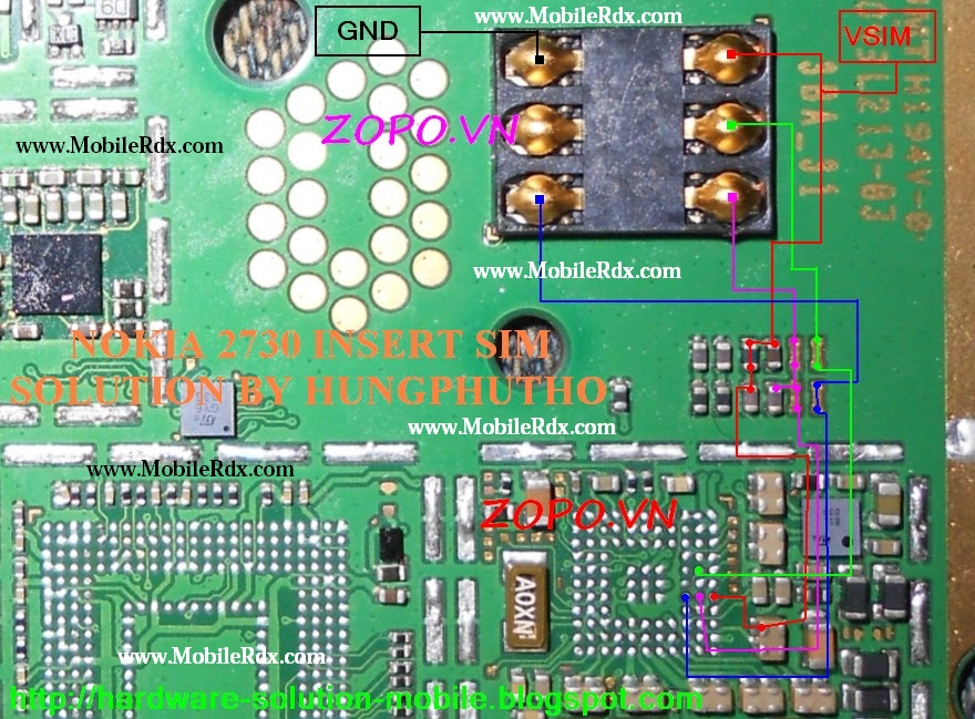 Here Are Nokia 2730 Insert Sim Problem Ways Solution. Please Observe
